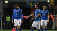 Italia ngồi nhà xem World Cup: Khi nhà cựu VĐTG bị mắc nghẹn bởi món 'đặc sản' trứ danh