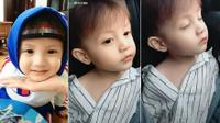 Cậu bé lai quá đẹp trai và dễ thương khiến chị em 'ào ào' muốn… sinh con