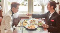 Tập 3 'Thiên Ý': Sự mở đầu cho mối tình đam mỹ ý nhị của BB Trần và Tuấn Trần?