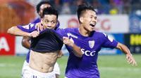 'Tam mã' đua vô địch V.League 2017: Thanh Hóa chỉ chờ phép màu, Cúp trong tay nhà bầu Hiển