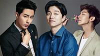 7 quý ông độc thân vạn người mê của màn ảnh Hàn Quốc