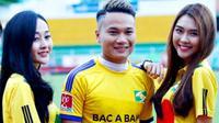 Phi Sơn trở thành Cầu thủ xuất sắc nhất CLB SLNA