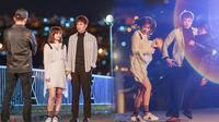 Tập 7 'Thiên Ý': Vừa thừa nhận có tình cảm với Tuấn Trần, Hari Won đã bị phục kích