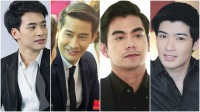 4 nam thần Thái Lan từng đau khổ vì bị người yêu 'cắm sừng'