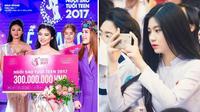 'Nữ sinh áo dài bị chụp lén' xuất sắc đăng quang Miss Teen 2017!