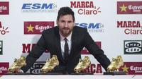 Sốc: Messi có thể rời Barca với giá 0 đồng