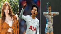 Son Heung-min: 'Sát thủ' đáng sợ ở Premier League, 'sát gái' bậc nhất Hàn Quốc
