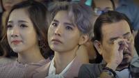 Nghệ sĩ cùng khán giả khóc nấc trong buổi họp báo phim 'Hạt giống tâm hồn'