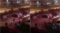 Triệu tập 5 đối tượng cầm hung khí ẩu đả như phim hành động trong đêm ở Bắc Ninh