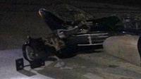 Thi thể người đàn ông bị bỏ lại giữa đường sau tai nạn