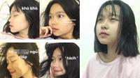 Nữ sinh cấp 3 bỗng nổi tiếng vì album ảnh 'siêu nhạt nhẽo' kể lại chuyện… chép phạt