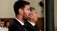 Barcelona và Messi lại dính nghi án mới