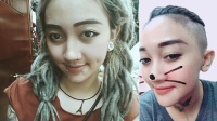 'Việt Nam nói là làm', cô gái xinh đẹp cạo đầu ngay lập tức sau chiến thắng của U23 Việt Nam!