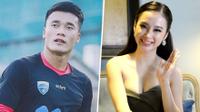 Thủ môn Tiến Dũng hồi đáp lời tỏ tình của Angela Phương Trinh: 'Không thể tin có ngày anh được nói chuyện với em'?