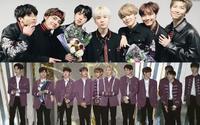 SMA 2017: Vắng EXO, BTS bá chủ sân khấu và Wanna One vô tư… chơi game