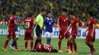 VFF lên tiếng chuyện trọng tài Trung Quốc bắt trận chung kết của U23 Việt Nam