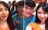Bị 'đe doạ' vì livestream trong tiệc liên hoan của U23 Việt Nam, Thanh Bi 'Người phán xử' lên tiếng đính chính