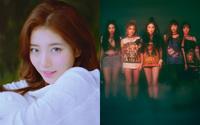 Đại chiến Kpop đầu năm: Red Velvet hóa 'gái chất', Suzy đẹp hết nấc trên đất Mỹ
