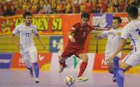Định mệnh ở 2 giây cuối cùng, tuyển futsal VN thua ngược trận ra quân VCK châu Á