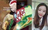 Bạn gái tin đồn Xuân Trường gây bức xúc khi bình luận về những món quà Fan tặng cho anh