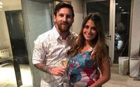Fans Trung Quốc cực sốc khi Messi đặt tên con trai thứ 3 khá giống tên 'kình địch' Ronaldo