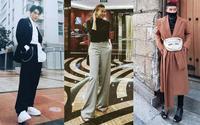 Isaac và Kelbin 'đọ' vẻ đẹp trai với set đồ 'kín bưng', Thanh Hằng diện quần ống rộng khoe chân dài 1m12
