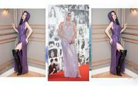 Mải mê chạy theo mốt váy trùm đầu, Angela Phương Trinh lọt danh sách sao xấu tuần