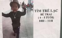 Bé trai 5 tuổi cầm theo điện thoại iPhone 7 rời khỏi nhà mất tích