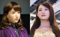 3 nàng robot xinh đẹp chẳng kém gì hot girl, nếu không nói cũng chẳng ai dám tin