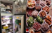 Ác mộng: Tết mở tủ lạnh chỉ thấy toàn thịt là thịt