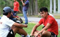 Nhà vô địch AFF Cup mong ước được giảm án 1 năm với lý do giản dị