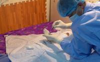 Ghép thành công giác mạc cho hai bệnh nhân được bé gái 7 tuổi hiến tặng