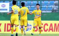Văn Đức và Xuân Mạnh ghi bàn ở AFC Cup 2018: Đừng sợ, U23 Việt Nam tiến lên!