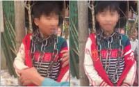 Xôn xao clip bé trai 13 tuổi bị xích khắp cổ vì trộm tiền, vàng mang đi bán để chơi game
