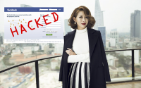Hoa hậu Hải Dương bị hack tài khoản Facebook và bài học bảo mật ai cũng nên biết