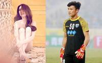 Ngọc Trinh 'khoe thân' và V.League 'cởi truồng'