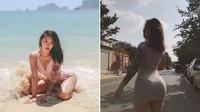 Từng trầm cảm đến mức suýt tự tử, cô gái trẻ đang 'lột xác' trở thành hot girl có vòng 3 đẹp nhất Trung Quốc!