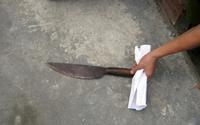 Cầm dao đâm xóm trưởng tử vong để ngăn cản việc thi công mương thủy lợi