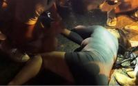 Chụp hình quán cơm, 2 nữ du khách bị đánh phải nhập viện
