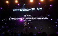 Samsung chính thức ra mắt bộ đôi siêu phẩm Galaxy S9 và S9+ tại Việt Nam