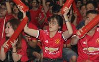 Fan 'quỷ đỏ' tại Việt Nam mở đại tiệc ngày MU đánh bại Liverpool