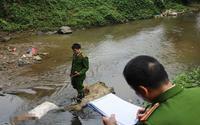 Phát hiện thi thể người đàn ông bị trói chân tay nổi trên sông