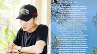 Sau lùm xùm của bạn gái, Xuân Trường viết 'tâm thư' trên Instagram và bất ngờ nhận về 'rổ gạch' từ người hâm mộ