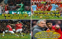 Những bức ảnh chế 'khó đỡ' về thất bại thảm hại của Man United