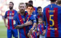 Cư dân mạng phát cuồng với bàn thắng cực nhanh của Messi và  2 lần 'sỉ nhục' Courtois