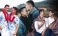 Tan chảy với hình ảnh đáng yêu của những gia đình sao Việt thuộc cộng đồng LGBT