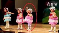 'Vừa thương vừa mắc cười' khi xem clip bé gái khóc như mưa nhưng vẫn cố gắng múa đúng động tác