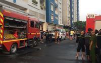 Cháy chung cư cao cấp ở Sài Gòn: Con số thương vong tăng lên 41 người