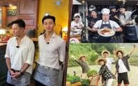 Cùng nam thần vào bếp - 'Cơn sốt' mới của truyền hình giải trí Hàn Quốc