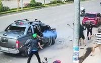Vụ nổ súng hỗn chiến ở Đồng Nai: Đối tượng cầm đầu băng nhóm dùng rựa chém người đã ra đầu thú